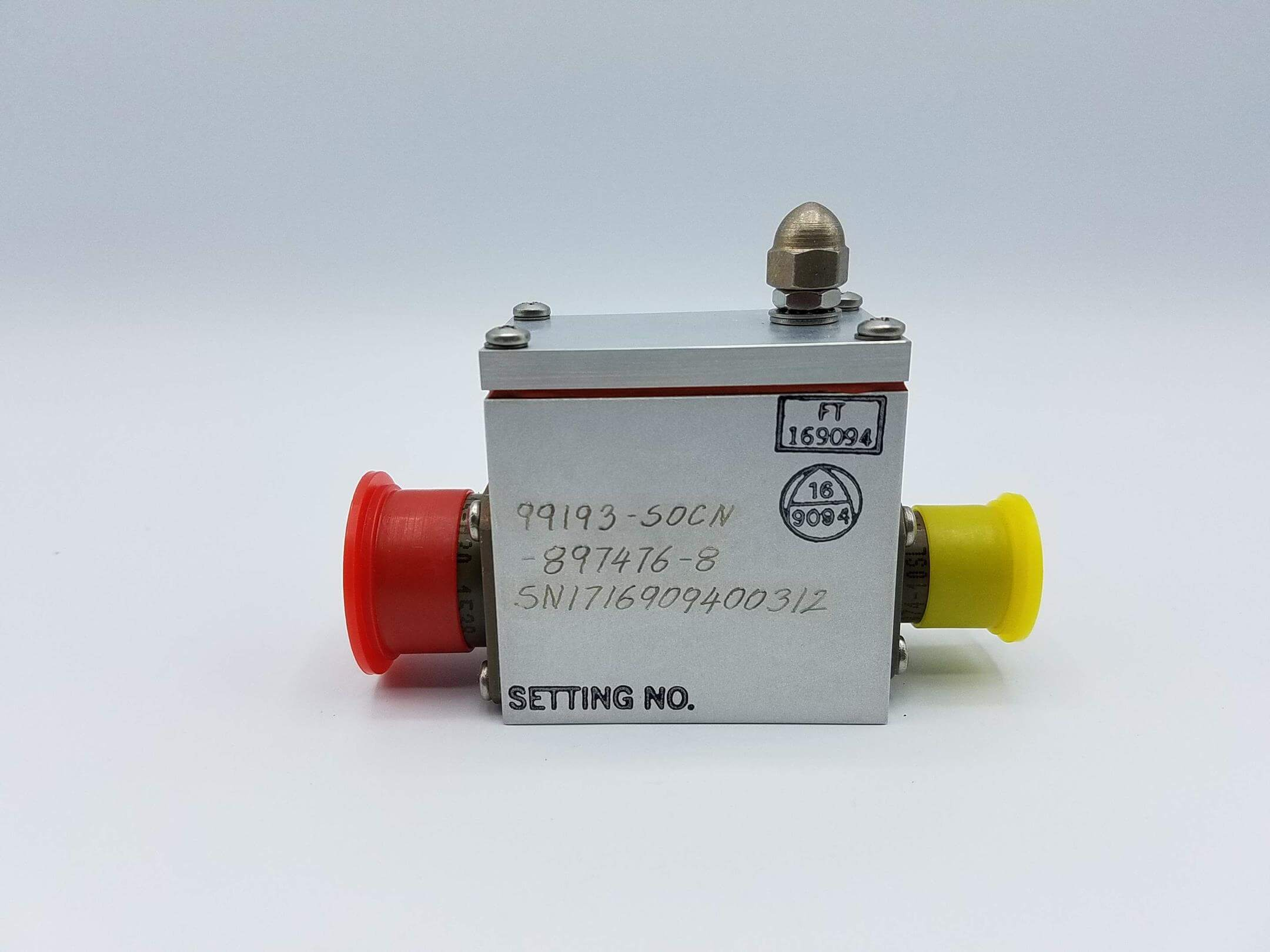 Picture of resistor part number 897476-8
