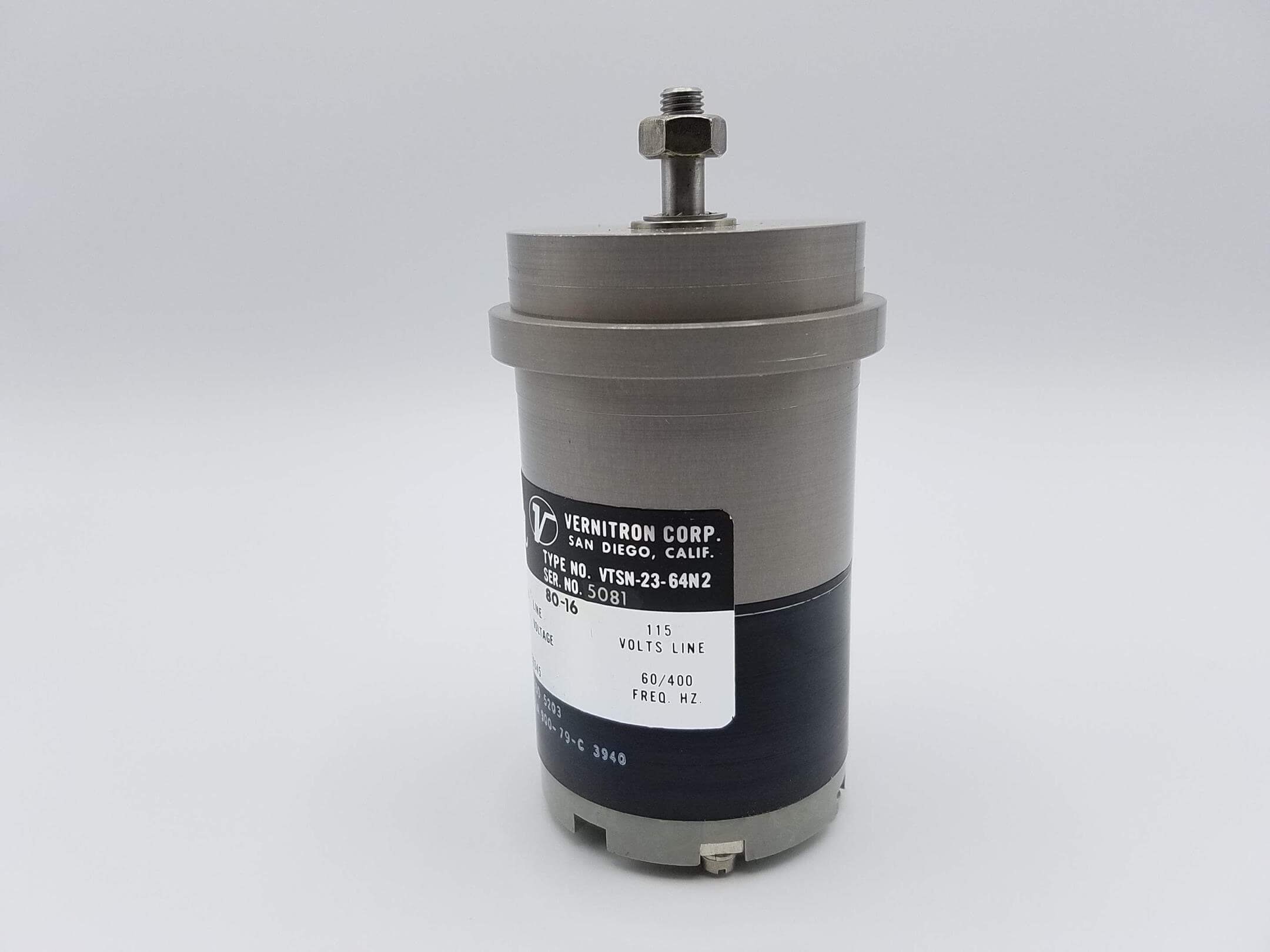 Picture of torque motor part number VTSN23-64N2